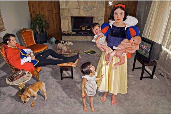 fallen princesses_snow white